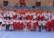 女핸드볼 10연속 올림픽 본선행 쾌거...중국 꺾고 예선 전승