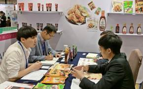 방콕서 K-Food 먹방쇼 환호…한국 매운맛이 통했다