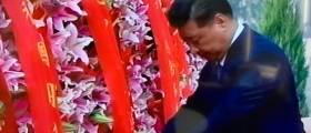 [건국 70년] <!HS>시진핑<!HE>, 인민영웅기념비 헌화 메시지…'아편전쟁 상처 딛고 세계 최강 중국몽 달성하자'