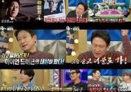 """""""곽철용 떴다"""" '라스' 김응수, '웃음타짜' 활약 with 박상민·카더가든"""