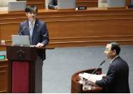 """주호영 """"조국씨…다른 방법 없어서 법무부 장관이라 부르겠다"""""""