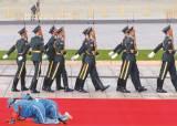 [사진] 열병식 하루 전 베이징은 지금