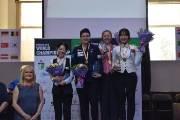 '당구 캄보디아댁' 피아비, 여자 3쿠션 세계선수권 3위
