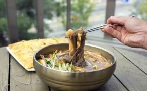 [일일오끼] 역시 평양냉면? 더 진하고 푸짐한 진주의 맛