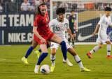 한국<!HS>여자<!HE><!HS>축구<!HE>, '월드컵 우승팀' <!HS>미국<!HE>에 0-2 패