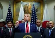 """트럼프 '시리아 철군론'에···공화당까지 """"대재앙"""" 들끓는다"""