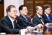 """문 대통령 """"국론분열 아니다…국민 뜻은 검찰개혁"""""""