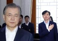 어젠 윤석열, 오늘은 조국…'말의 잔치' 돼가는 검찰 개혁