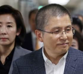 """<!HS>민주당<!HE>과 지지율차 3.4%P 오차범위···나경원 """"더는 쫄지마라"""""""