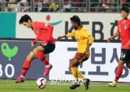 [현장에서]한국 축구가 '18세 소년'의 몸놀림에 전율한 적 있었던가