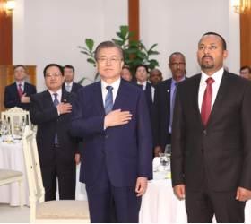 <!HS>노벨<!HE>평화상에 에티오피아 총리···이웃국과 20년 분쟁 종식