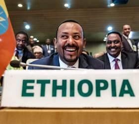 '에티오피아의 기적'으로 불린 남자, 100번째 <!HS>노벨<!HE>평화<!HS>상<!HE>