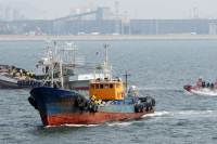 해경, 백령도 인근 해역 불법 침범하고 도주한 중국어선 1척 나포