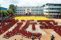[사진] 시진핑 오늘부터 인도 방문