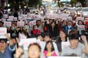 """""""서초동 촛불집회 계속 이어져야""""…광주에서도 검찰개혁 집회"""