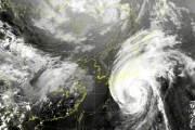 도쿄 관통하는 '하기비스'…주말 한반도엔 시속 100㎞ 강풍 분다