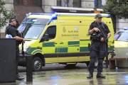 英 맨체스터 쇼핑몰서 흉기테러…4명 부상, 용의자 체포