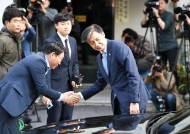 """시민ㆍ학생단체, """"사퇴결단 다행…검찰개혁과 수사는 계속"""""""