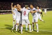 항서 매직은 계속된다...베트남, 인도네시아전 3-1 완승