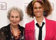 애트우드&에바리스토, 여성작가 2명 부커상 공동수상