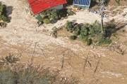 [사진] 일본 태풍에 고립된 주민 '물·음식' SOS