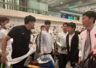 """평양 무관중 게임 뛴 김민재 """"경기 일부라 생각…특별한 거 없어"""""""