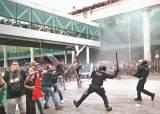 [사진] 전 자치정부 지도자 중형, 카탈루냐 격렬 시위