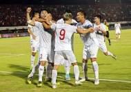 평양 남북축구 못지 않게 뒷얘기 무성한 베트남·이란