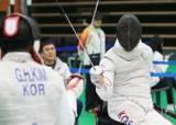펜싱 김선미, 39회 전국장애인체전 첫 4관왕