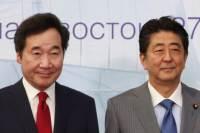 """日신문 """"이낙연-아베 회담 24일 조율중""""···한일 대화 물꼬 트나"""