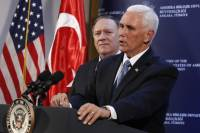 터키-미국, 시리아 휴전 합의...쿠르드 국경지역 철수 조건