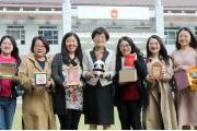 '위아자 13년 개근' 中대사관···추궈홍 기증, 부인 매대 연다
