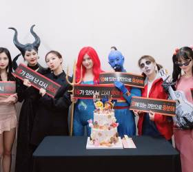 TWICE <!HS>Is<!HE> Serious About Halloween