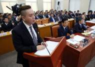 """국회서 """"黃 대표 기무사 '촛불 계엄령 문건'에 관여"""" 논란"""