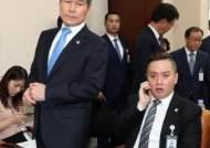 """정경두 """"촛불계엄령 문건 원본, 오늘 인지…보고받은 적 없다"""""""