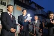 北김명길이 읽은 결렬 기자 회견문, 비건 앞에서도 읽었다