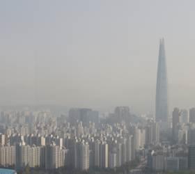 서울 초<!HS>미세먼지<!HE> 오염 지난해보다 악화…올 1~9월 평균 26㎍/㎥