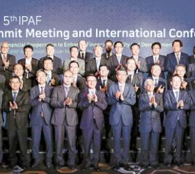 [<!HS>국민<!HE>의 기업] IPAF 회담·국제<!HS>회의<!HE> 성황리 개최 … 부실채권 처리 노하우 해외에 전파