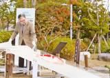 [시선집중(施善集中)] 통일연못에 비단잉어 200여 마리 기증
