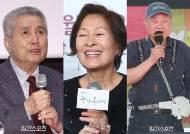 [현장IS] 임권택 감독→김혜자…원로영화인과 함께한 단성사의 부활[종합]