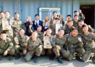 한국토종닭협회, 해안 격오지 부대 방문 백색육 토종닭 기탁