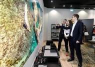 삼성전자, 싱가포르에 '더 월'쇼룸 열고 동남아 시장 본격 공략