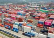'10개월 연속 감소' 한국 수출, 반도체 반등으로 고개 드나