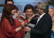 또다시 '좌파' 선택한 아르헨티나…포퓰리즘의 부활