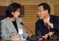"""""""날치기 처리 안된다""""···한국당, 공수처법 자동 부의 저지 나섰다"""