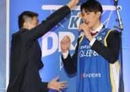 김유택 아들도 프로선수…언젠가 '허동택 2세' 대결 볼수 있을까
