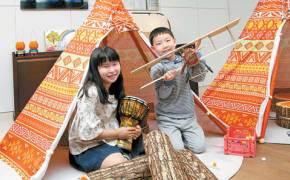 [라이프 트렌드] 아이는 케니·레오·워키와 놀고, 부모는 달콤한 휴식 맛보고