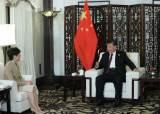 """시진핑, 캐리람에 """"흔들리지 말라""""…옆엔 공안부장 앉혔다"""