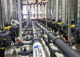융합담수화 기술…바닷물도, 하수처리수도 마실 수 있게 만든다