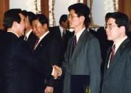 YS는 민중당 3인, DJ는 386 운동권···이런 인재영입 감동줬다